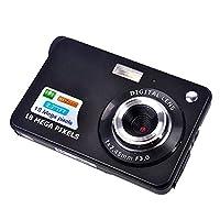 DeeXop HD Mini Digital Camera with 2.7 inch TFT LCD Display (Black)