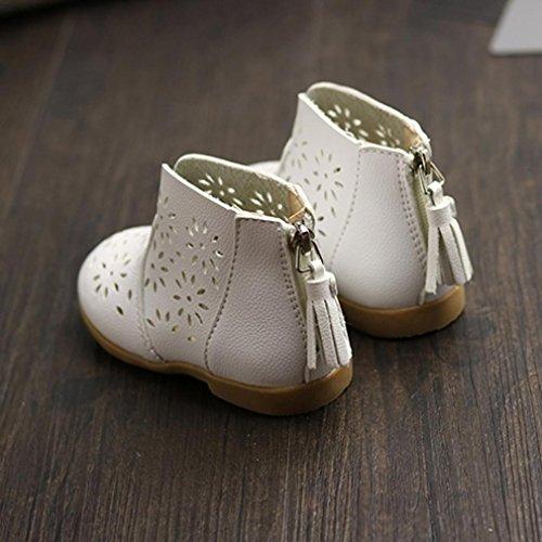 Schuhe Kleinkind Mädchen Breathable Kinder Baby Kind Prinzessin Aufladungs Sommer Weiß Clode® IY6nP6