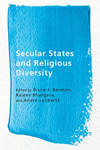 Secular States and Religious Diversity (Ethnicity and Democratic Governance)