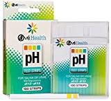 pH Test Strips for Testing Alkaline and Acid Levels in the Body. Monitor Your pH Level At Home With Saliva or Urine. BONUS pH Diet Ebook & Alkaline Magnet Included. Instant Results.