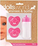 Dolls World 8511 Dummies and Bottle