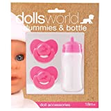 Dolls World 016-08511 Dummies und Bottle, Spiel