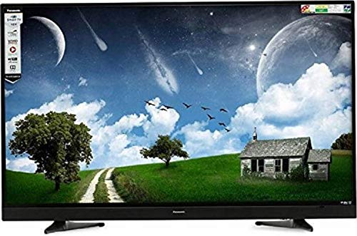 Panasonic TH-49ES480DX 49 Inch Full HD Smart LED Television - Black