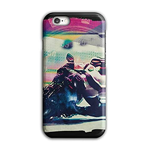 Ride Speed Race Biker Speed King 3D iPhone 6 / 6S Case   Wellcoda