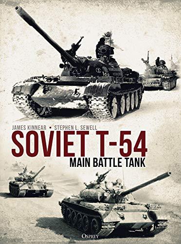 Soviet T-54 Main Battle Tank por James Kinnear