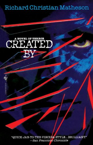 Created By: A Novel (English Edition) (Fabelhafte Halloween Eine)