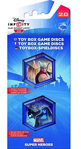 Disney Infinity 2.0 – Toy Box Game Discs: Marvel Pack 51q 2BpSnb7kL