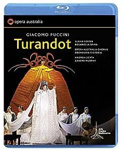 Puccini: Turandot (Melbourne 2012) (Graene Murphy, Susan Foster, Rosario La Spina, Hyeseoung Kwon) (Opera Australia: OPOZ56033BD) [Blu-ray] [2013] [Region Free]