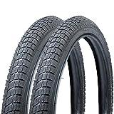 Fincci Paar Reifen für BMX oder Kinder Fahrrad 20 x 1,95 53-406