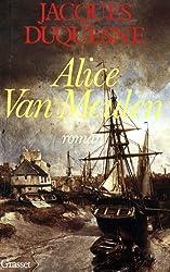 Alice Van Meulen (Littérature)