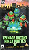 Picture Of Teenage Mutant Ninja Turtles 2 - The Secret Of The Ooze [VHS]
