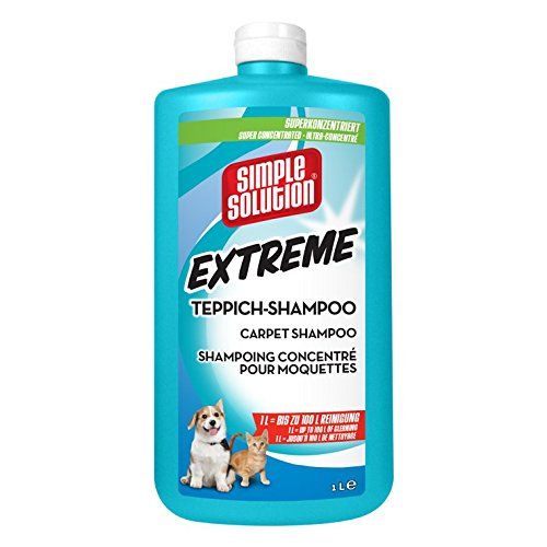 simple solution Extreme Teppich Schampoo 1000 ml -