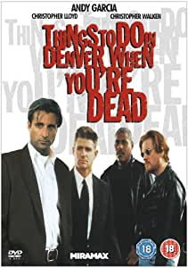 Things To Do In Denver When You're Dead [DVD]
