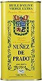 Nunez de Prado, Bio Olivenöl aus Spanien - Inhalt: 1 liter
