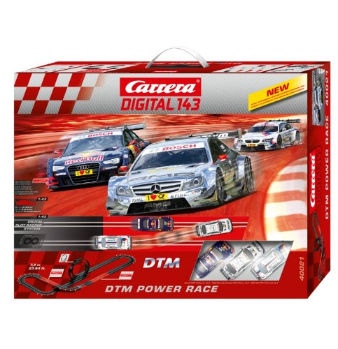 Preisvergleich Produktbild Carrera 20040021 - Digital 143 Power Race