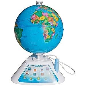 Oregon Scientific Smart Globe Discovery SG268 – Juguete educativo, globo interactivo
