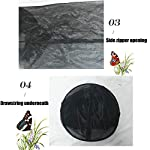 butterfly house insect habitat net hanging cage garden plant pet child catching insect feeding observation cage Butterfly House Insect Habitat Net Hanging Cage Garden Plant Pet Child Catching Insect Feeding Observation Cage 51q 2BuVvjo6L