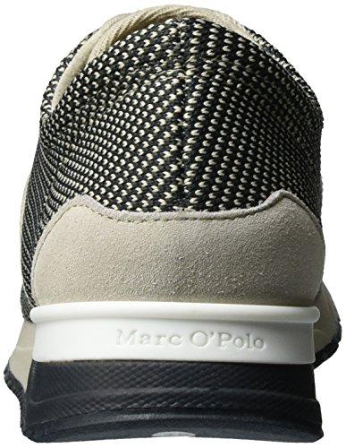 Marc O'Polo - 70113893501613 Sneaker, Scarpe da ginnastica Donna Grau (grey/cream)