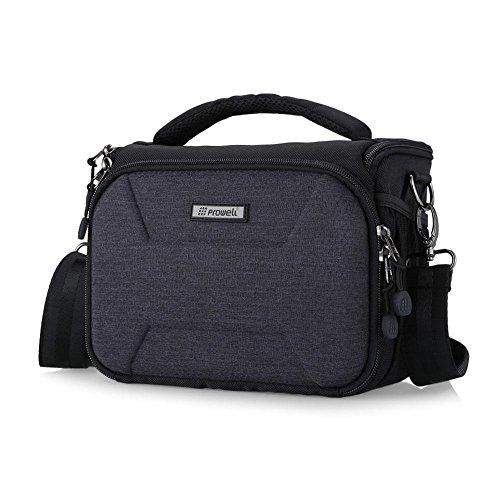 DSLR-Kameratasche, beliebte SLR-Kameratasche, Messenger Bag Anti-Diebstahl, große Kapazität, wasserdichte Kameratasche für Canon Nikon