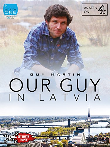 Guy Martin: Our Guy In Latvia for sale  Delivered anywhere in UK