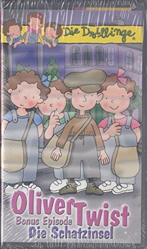 Die Drillinge 5 - Oliver Twist [VHS]