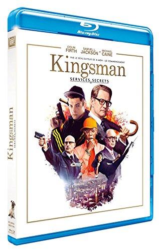 Kingsman : Services secrets [Blu-ray]