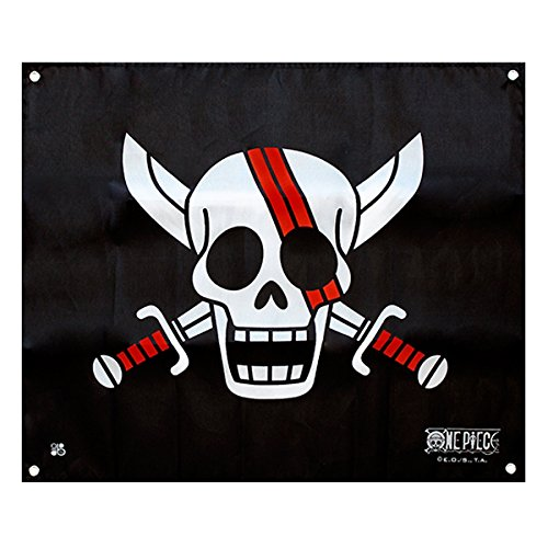 Bandera de One Piece - Shanks