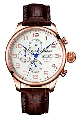Ingersoll Herren-Armbanduhr IN3900RG Analog IN3900RG