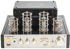 Madison MAD-TA10BT Amplificateur à lampes 2 x 25 W