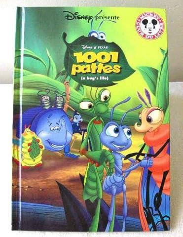 Livre Disney Club Du Livre - 1001 pattes (Mickey Club du