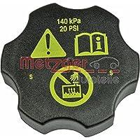 METZGER 2140114 Verschlussdeckel, Kühlmittelbehälter