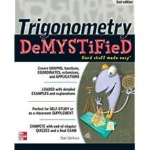 Trigonometry Demystified 2/E by Stan Gibilisco (2012-05-25)
