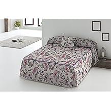 Colcha edredón de calidad, fabricada en España. (cama de 135cm)