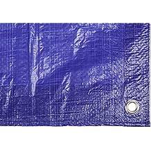Catral 56010011 - Toldo reforzado gramaje, 0.1 x 300 x 400 cm, color azul