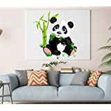 Happy Walls 'Cute Little Animals Panda' Wall Stickers