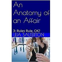 An Anatomy of an Affair: 3: Rules Rule, OK? (English Edition)
