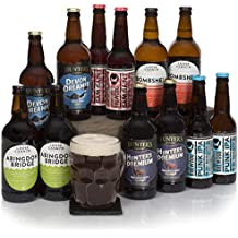 Selección de cerveza real y artesanal - La cesta perfecta para el amante de la cerveza