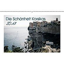 Die Schönheit Korsikas (Wandkalender 2017 DIN A2 quer): Korsika Landschaftskalender (Monatskalender, 14 Seiten ) (CALVENDO Orte)