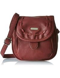 Lavie Women's Sling Bag (Plum)