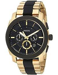 Fossil Analog Black Dial Men's Watch-FS5261