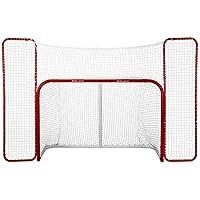 Bauer Hockey Red de portería con respaldo