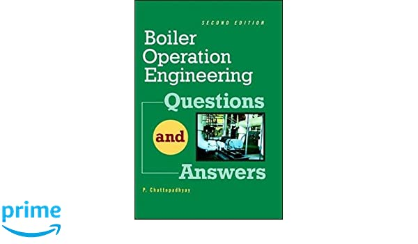 Chattopadhyay boiler pdf engineer operation