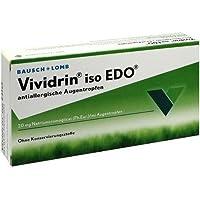 Preisvergleich für Vividrin iso EDO Augentropfen Pipetten, 20 St.