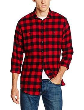 Redford Herren Freizeit Hemd Regular Fit