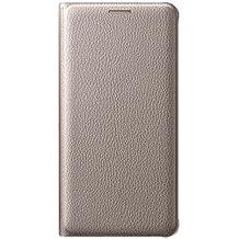 Samsung EF-WA510PFEGWW Etui à rabat pour Samsung Galaxy A5 Or