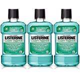 Listerine Cavity Fighter Mouthwash 250ml (Buy 2 Get 1 Free)