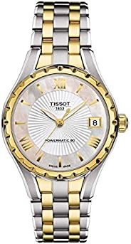 Tissot Lady 80 Automatic Women's Mother of Pearl Dial Stainless Steel Band Watch - T072207221