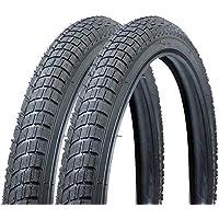 Par de Fincci 20 x 1,95 neumáticos Cubiertas para BMX o niños Childs bicicleta