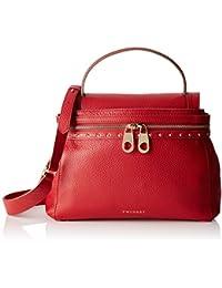 Amazon.it  TWIN SET - Rosso  Scarpe e borse 879801c8162