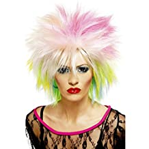 Short punk wig for women (peluca)